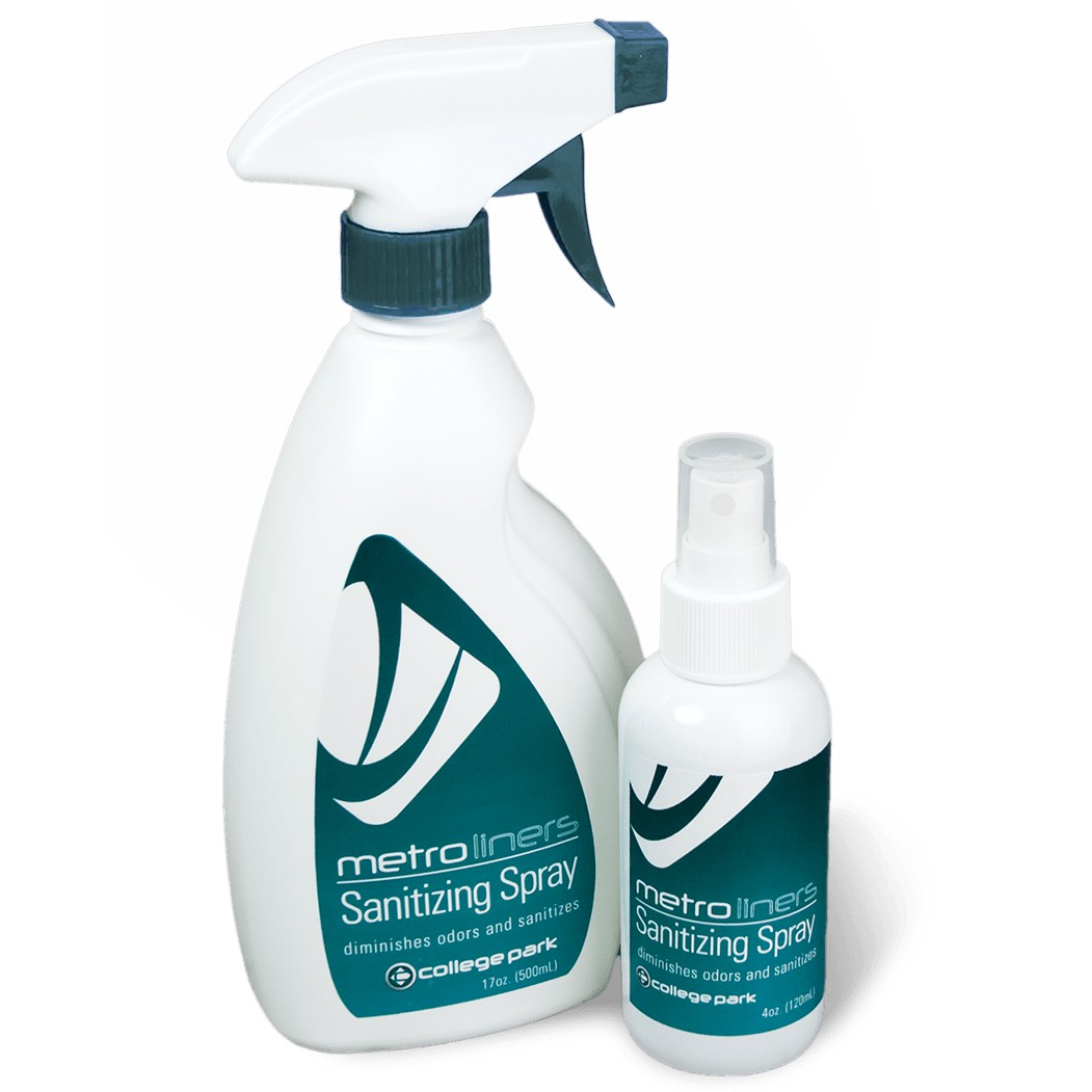 Liner Sanitizing Spray